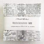Modern Background Paper Charm