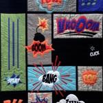 CG018 Comic Quilt