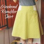 SDS143 rambler skirt
