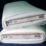 327B-WHT Quilters Grid 2 in Fusible