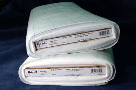 Bosal 327 Quilters Grid 2 Inch Fusible Interfacing Sew Hot