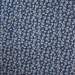441723 print denim style cotton petal mid blue