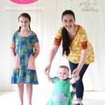 AH016LD lemon drop dress anna maria horner sewing patterns