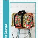 SESW133 emblem duffle bag sew sweetness