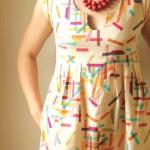 Washi Dress made by Rae