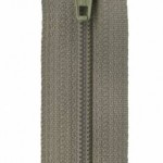 ZIP18-561 khaki zipper