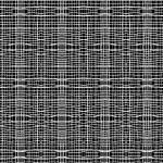 5622 X10 Stitch Check Black