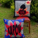 CG030comic cushions