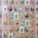 CT111Hen House Quilt Claire Turpin