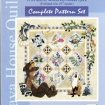 JHQ168 forest galorest java house quilts