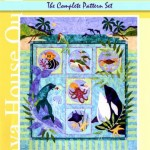 JHQ200 Symphony in sea java house quilts