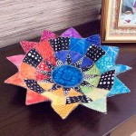 PQD204 new york beauty bowls poorhouse quilt designs