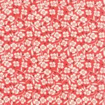 20253-11 Polka Dot Daisy Red