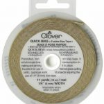 700CV-GOLD fusible quick bias metallic gold