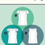 SAP1001 Pendrell blouse