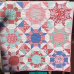 Shimmer baby quilt pic 2