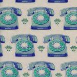 0042-01-telephones-aqua-on-unbleached-cotton