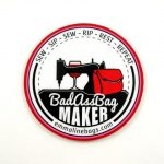 Bag_Maker_Coaster_Set_of_4_in_Red_I_m_a_Bad_Ass_Bag_Maker_large
