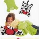 CGBC162 cuddle blankets Cotton Ginnys