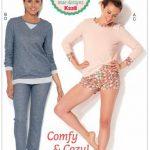 K0228 comfy and cozy misses ellie mae designs