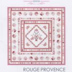 PWBRPQ ROUGE PROVENCE QUILT