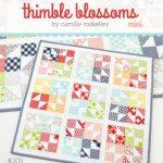 TBL209 mini little star Thimble Blossoms
