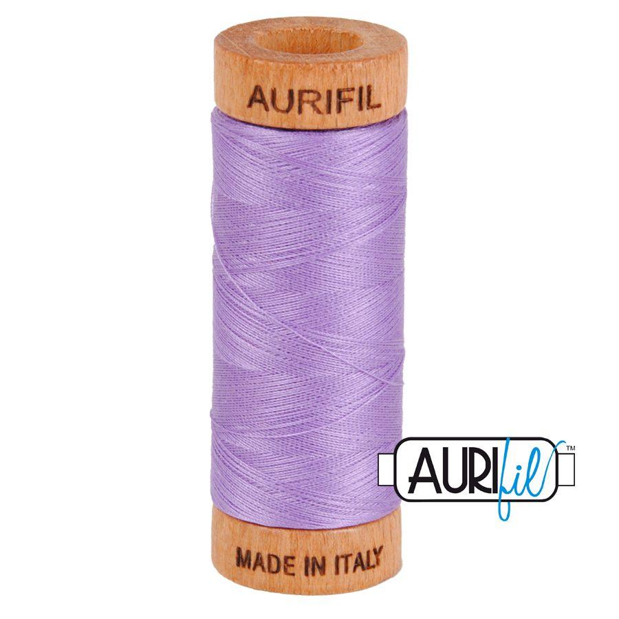 80 Wt Aurifil Cotton 274m spools