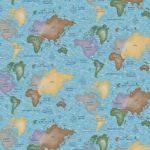 4801-380 Lighthouse Wonders Nautical Map 8313-16