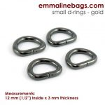 D-RINGs_12mm_in_gunmetal_-_Emmaline_Bags_large