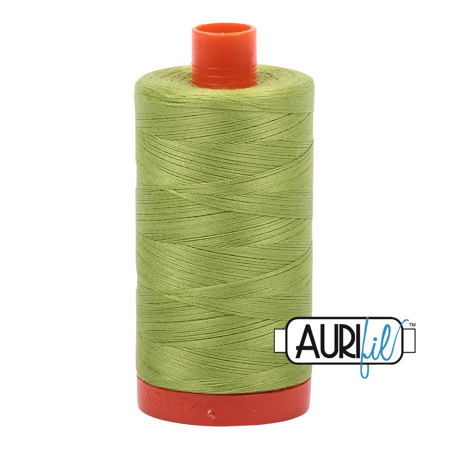 50 Wt Aurifil Cotton 1300m Spools