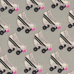 5112-1 Roller Rink in neon pink