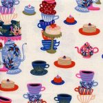 8018-2 Mad Tea Party in Neutral