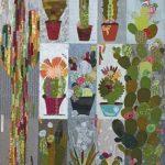 FWLHCACTUS Collage Cactus Sampler L Heine