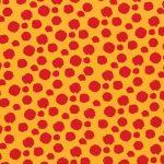 PWTP097-TANG Tangerine Fur Ball
