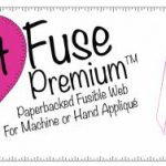 SFP-3YDH soft fuse paper backed fusible web