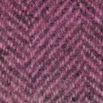 WDWHB-2271 wool fq herringbone peony