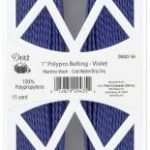 28602-56 polypro webbing violet