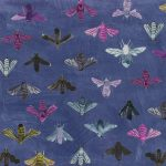 42568-5 denim save the bees