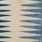 42571-1 teal pueblo stripe