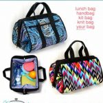 EMMB-111 Luxie Lunch Bag Emmaline Bags