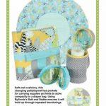 PBA223 baby travel accessories patterns by annie