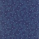 1622-17 Floral Bud Admirals Blue