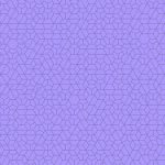A-8442-MP Little Hex purple