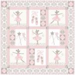BHD2123 Twinkle Toes Bunny Hill Designs