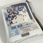 True Blue quilt kit