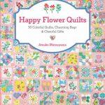 ZW2255 happy flower quilts zakka workshop (book)