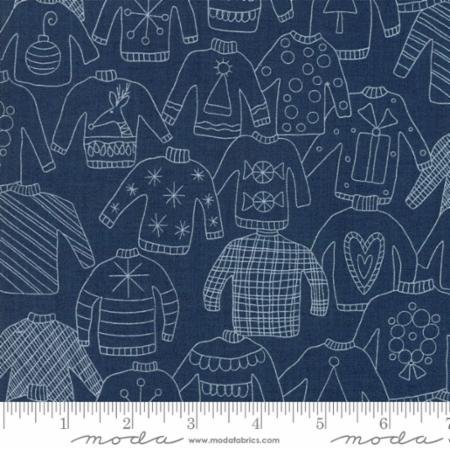 Eat drink be ugly uglies night sky sew hot for Night sky fabric uk