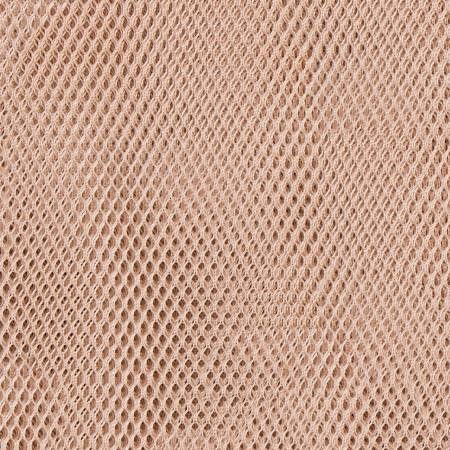 Lite Weight Polyester Mesh Fabric By Annie Natural By