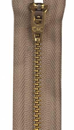 24 inch Zippers