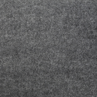 Boiled Wool Fabric Heathered Grey Sew Hot